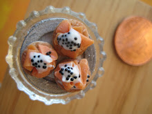 Salmon and Caviar Bellinis