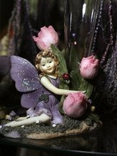 A fadinha violeta