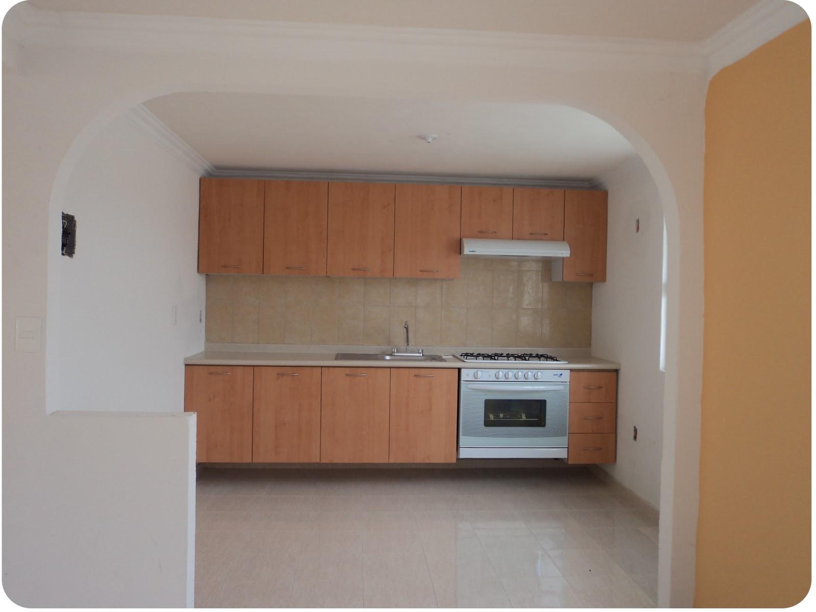 Casas en tizayuca fracc privado don carlos modelo rub for Cocinas de concreto forradas de azulejo