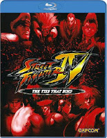 Street Fighter IV: The Ties that Bind (For Xbox)