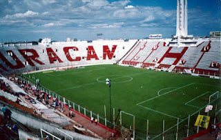 Estadio de Huracán: Palacio Ducó