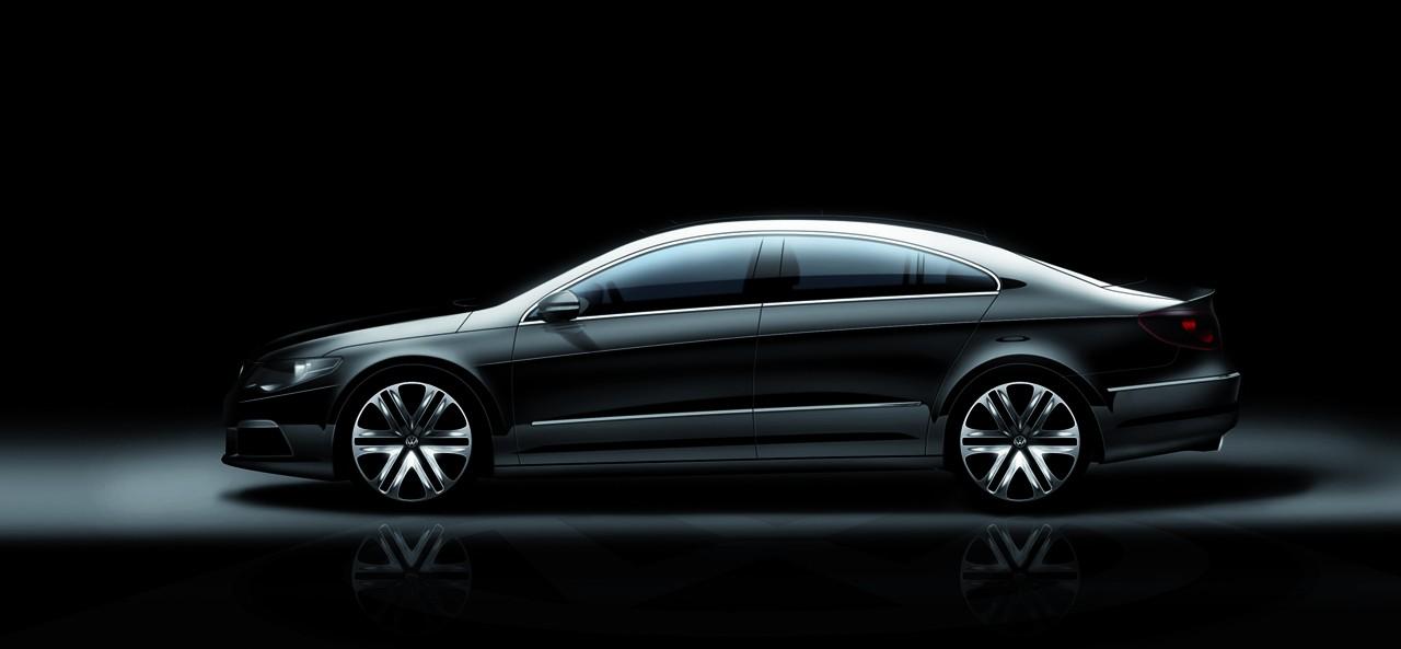 Louco pelo VW Passat CC