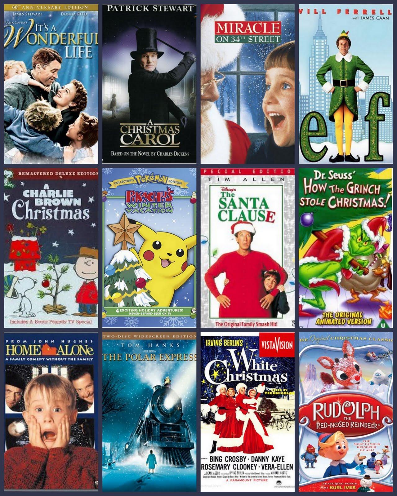 Your Link to Idaho: Favorite Christmas Movies