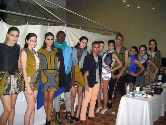 Tirso Rubio, Honduras Fashion Week