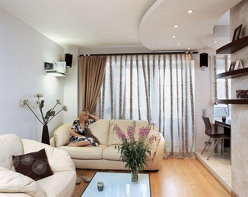 дизайн интерьера малогабаритных квартир эконом класса 11