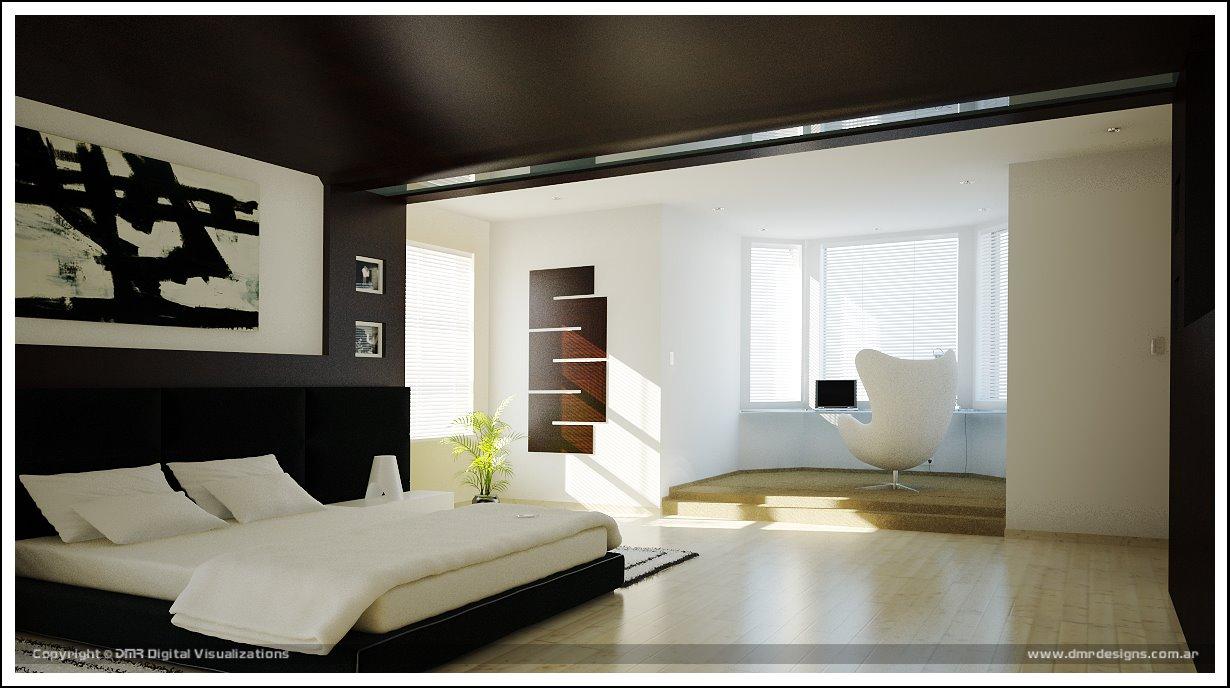Чёрный потолок в интерьере фото