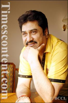 Photosession of Kumar Sanu