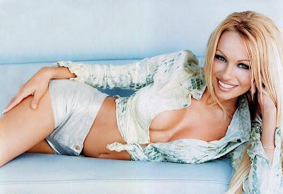 Pamela Anderson vigilante sexy