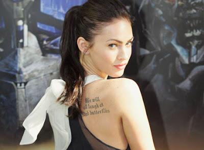 Los tatuajes de las famosas