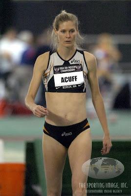 Amy Acuff guapa atleta americana