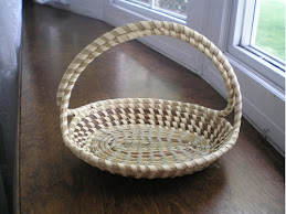 S.C Sweetgrass basket