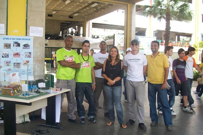 Equipe de Zoonoses (C.S. São Francisco)