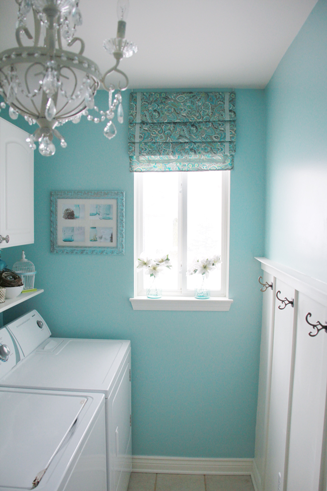 beautiful laundry room before and after