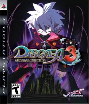 Baixar Jogo - Disgaea 3: Absence of Justice - PS3 ISO