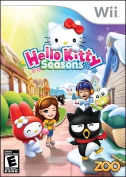 Baixar jogo: Hello Kitty Seasons - GamesMAX
