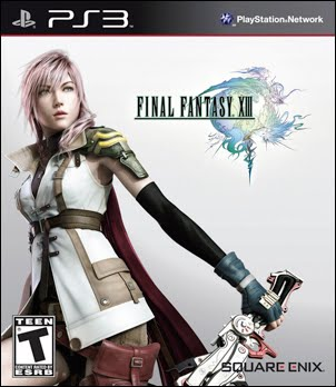 Download Jogo: Final Fantasy XIII - PS3 ISO