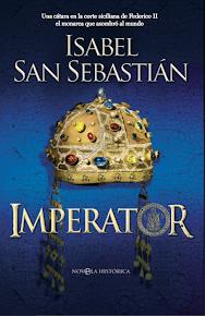 "Libro del mes (Sept) - ""Imperator"""