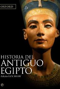 "Libro del mes (Dic) - ""Historia del antiguo Egipto"""
