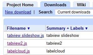 Cara Hosting Javascript Gratis dengan Google Codes