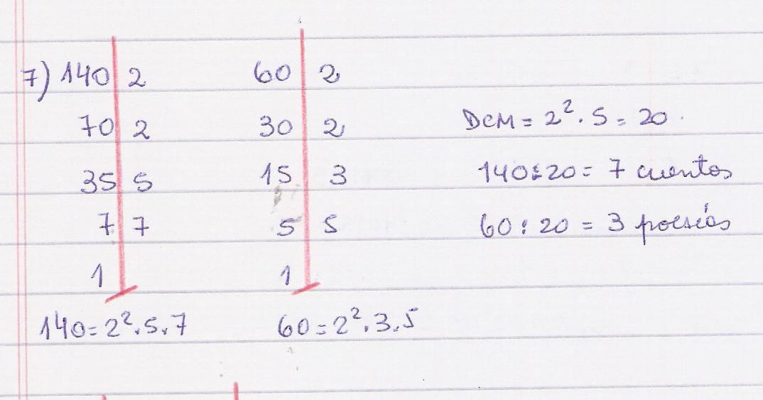 Matemática y algo más...: DCM. Situación problemática con explicación