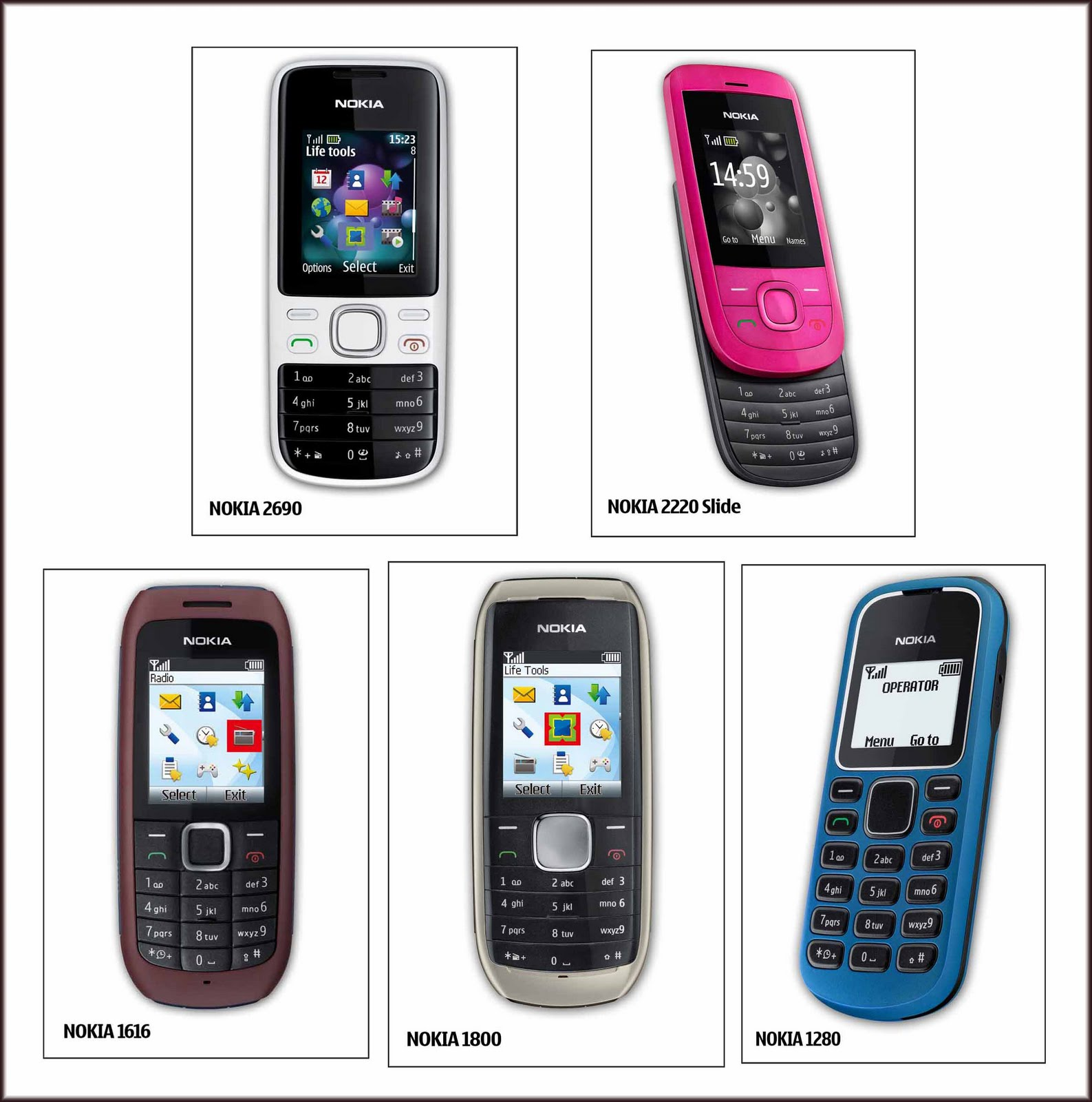Cellular One Phone Nokia Cellular Phones Most