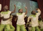 The Children's Choir from Uganda
