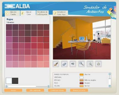 Tecnolog a arquitectura simulador de ambientes for Simulador de habitaciones 3d online
