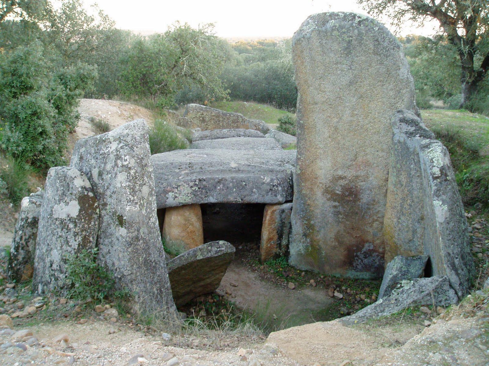 Dólmen de Lácara - Badajoz