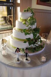 Wii Wedding Cake