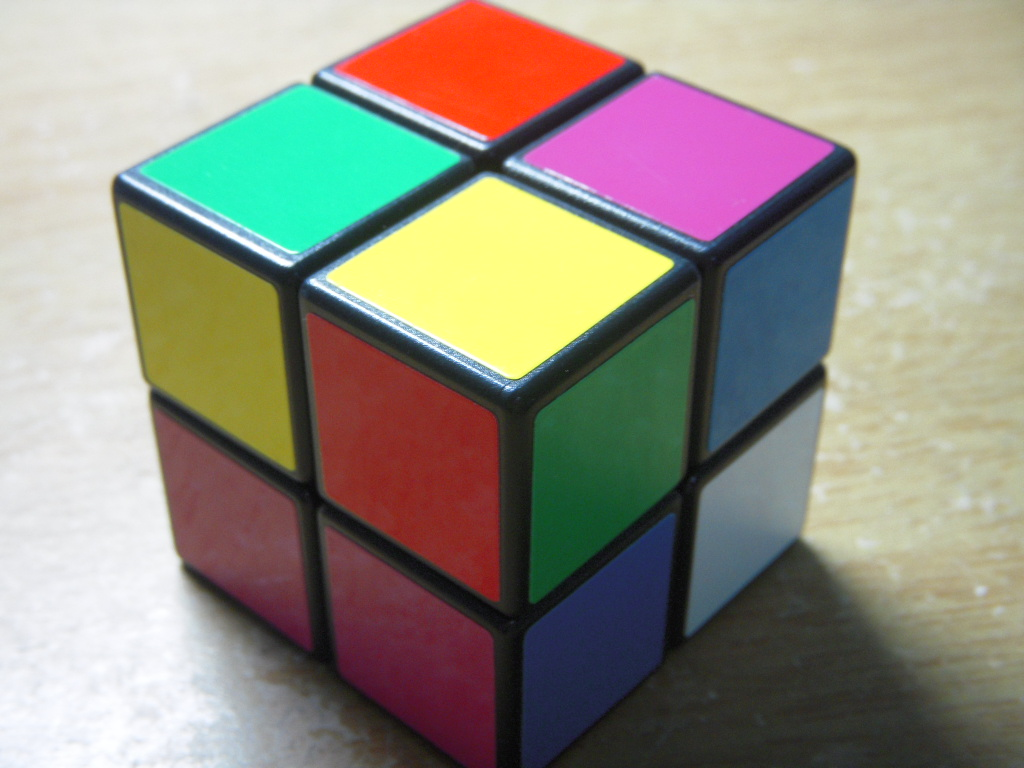 rumus rubik 2X2