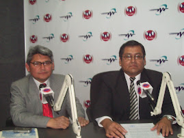"PROGRAMA RADIAL ""GESTION EDUCATIVA, REALIDAD NACIONAL E INTERNACIONAL"" EN 960 AM"