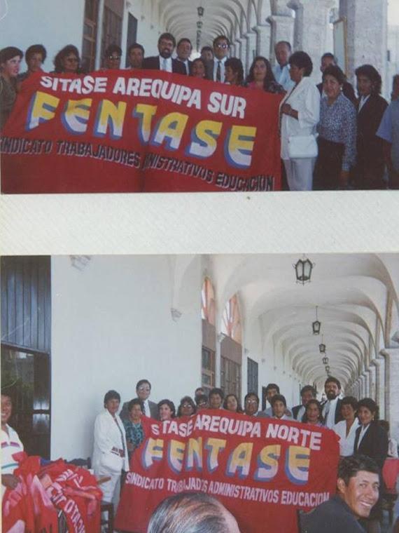 CARLOS MUÑOZ Y MIGUEL ALARCON MIRANDA ENTREGAN LAS BAMBALINAS A LAS SITASES SUR Y NORTE