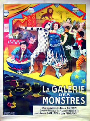 La galerie des monstres movie