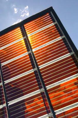 ogniwa/panel III generacji zbudowany w oparciu o ogniwa DSSC firmy dyesol