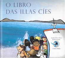 O libro das Illas Cíes