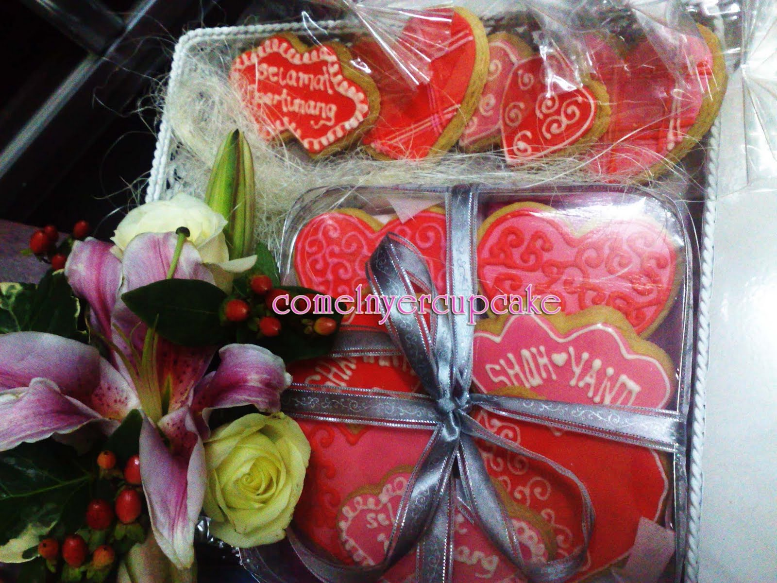 Hantaran Fancy Cookies
