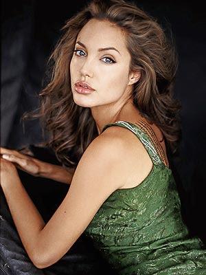 Angelina Jolie Vein Forehead. Angelina Jolie#39;s Beauty