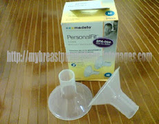 Medela Personalfit Breastshield 24 mm (M)