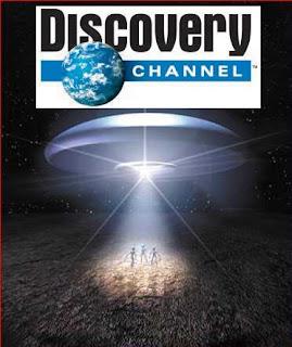 Discovery Channel: Os Verdadeiros Discos Voadores Dublado DVDRip RMVB