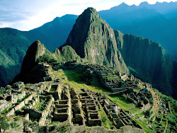 Música andina. (Con imagenes del Machu Picchu)