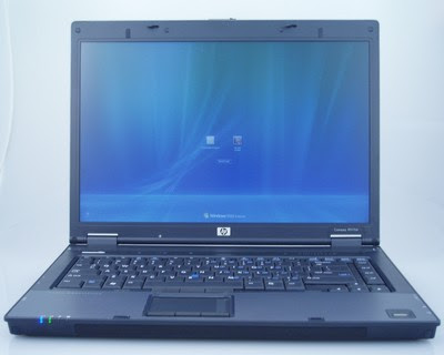 HP Compaq 8510w laptop