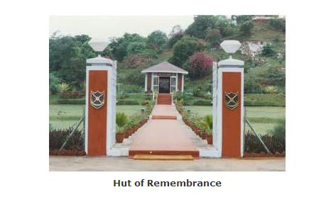 Martyrs' Memorial at the OTS: You Are in Our Hearts!