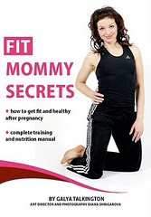 Get your flat tummy back and lose fat after baby