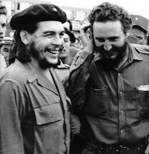 Che Guevara & Fidel Castro