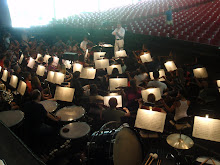 Orchestra Pit at Brevard