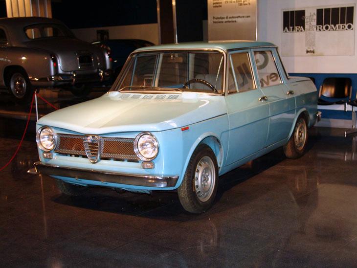 I sotterranei di Arese - Pagina 3 Alfa+Romeo+Tipo+103+Prototipo