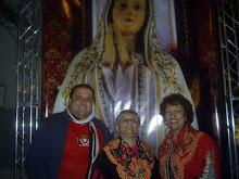 Luíz Abílio, D. Maria e Ana Maria