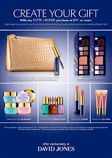 Estee Lauder Free Gift With Purchase On March 2013 Consumer Product