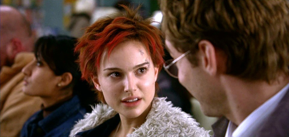 Photo of Natalie Portman from Closer (2004). Natalie Portman in Closer
