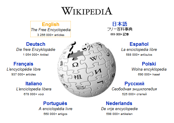 essay wikipedia search box